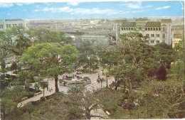 ***  BOLIVIE ***  Santa Cruz Plaza 24 De Septembre - 1975 écrite - Bolivia
