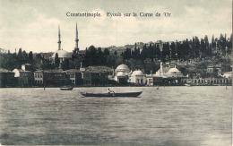 *** TURQUIE *** CONSTANTINOPLE  Eyroub Sur La Corne D'or - écrite TTB - Turquia