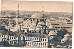 *** TURQUIE *** CONSTANTINOPLE  Vue  Panoramique De La Mosquée Sudeymanié  - Neuve/ Unused - Turquia