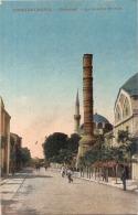 *** TURQUIE ***  CONSTANTINOPLE   Stamboul La Colonne Brulée  - Neuve Unused - Turquia