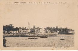 GRANDE COMORE - N° 56 - PARTIE OUEST DE LA VILLE DE MORONI (VUE DE LA RADE) - Comoros