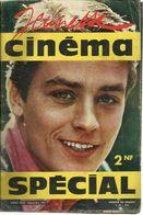 Jeunesse Cinema -- (alain Delon ) Juillet Aout Septembre 1961 - Cinéma/Télévision