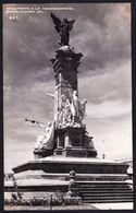 CARTE PHOTO MEXIQUE - MEXICO - GUADALAJARA - MONUMENTO A LA INDEPENDENCIA - Rare !! - Mexique