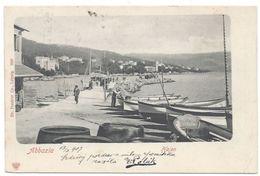 Abbazia Opatija Hrvatska Croazia Kroatien Croatia Istria Istrien Istra Hafen - Croatie