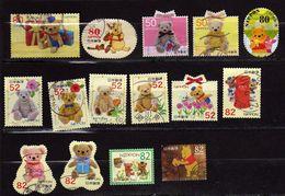 Japan, Japon, Ours, Ourson, Bear, Teddy Bear - Japan