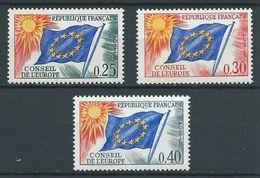 FRANCE 1963/71 . Service N°s 29 , 30 Et 31 . Neufs ** (MNH) - Officials