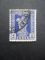 INDE Service N°7A Oblitéré - Dienstzegels