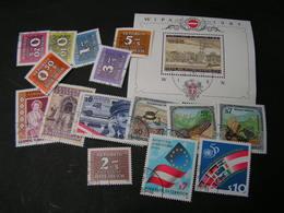 Austria Modern Lot - Briefmarken