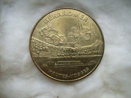 UNE PIECE DE 1 1/2 EUROS DES CENTRE LECLERC DE 1996 - France