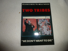 FRANKIE GOES TO HOLLYWOOD ..WE DON'T WANT TO DIE - Musique Et Musiciens