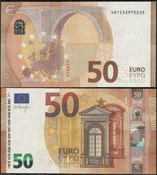 2017-NUEVO BILLETE DE 50 EUROS-SIN CIRCULAR-V002G3 - EURO