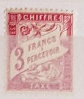 France Neufs ** - Taxes N° 42 A - Taxes