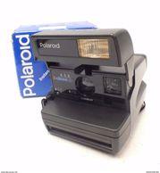 POLAROID 636  CLOSE - UP WITH  BOX...WORKING  GOOD ..//..BELLISSIMA POLAROID...FUNZIONA BENE... - Cameras