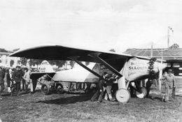 Charles Lindberg - 'Spirit Of St Louis' Arrivée Ou Bourget  - 1927 -  Collection Transfusine  CP (40AV) - CPSM - 1919-1938: Interbellum