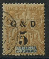 Guadeloupe (1900) N 45 (o) - Oblitérés