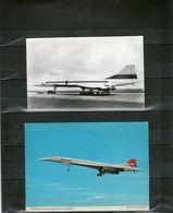 CONCORDE - BRITISH AIRWAYS: 1 Photo + 1 Carte Postale - 1946-....: Ere Moderne