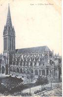 (14) Calvados - CPA - Caen - L'Eglise Saint-Pierre - Caen