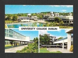 DUBLIN - IRELAND - UNIVERSITY COLLEGE DUBLIN - MULTIVIEWS -  PHOTO P. O'TOOLE JOHN HINDE STUDIOS - Dublin