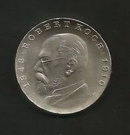 DDR - 5 MARK ( 1968 - Robert Koch ) Eastern Germany / Germania Est / Deutschland - [ 6] 1949-1990 : RDA - Rep. Dem. Tedesca