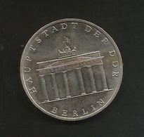 DDR - 5 MARK ( 1971 - BERLIN - A ) Eastern Germany / Germania Est / Deutschland - [ 6] 1949-1990 : RDA - Rep. Dem. Tedesca