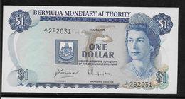 Bermudes -  1 Dollar - Pick N°28b - Neuf - Bermudas
