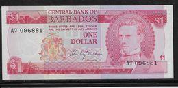 Barbades -  1 Dollar - Pick N°29 - Neuf - Barbades