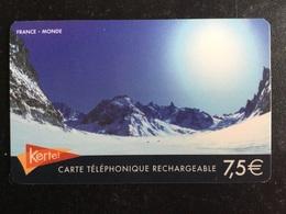 CARTE PREPAYEE KERTEL - Prepaid Cards: Other