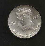 DDR - 10 MARK ( 1972 - H. HEINE ) Eastern Germany / Germania Est / Deutschland - [ 6] 1949-1990 : RDA - Rep. Dem. Tedesca
