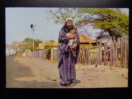 VENEZUELA MADRE INDIA GOAJIRA Con Su Hijo - Venezuela
