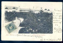 Cpa Espagne Islas Canarias Iles Canaries Las Palmas Hôtel Santa Catalina MARS18-12 - La Palma