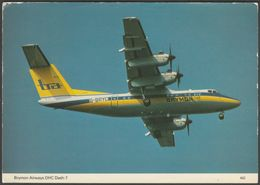 Brymon Airways DHC Dash-7 - Charles Skilton Postcard - 1946-....: Modern Era