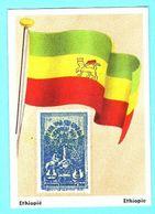 Flags & Stamps - 78 - Ethiopie, Ethiopia - Sin Clasificación
