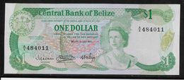 Belize -  1 Dollar - 1982 - Neuf - Belize
