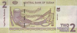 SUDAN P. 71c 2 P 2017 UNC - Soudan