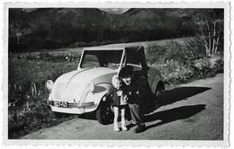 Automobile Microcar ROVIN - Photo Originale - Automobiles