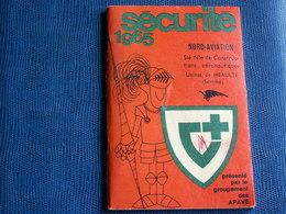NORD AVIATION Méaulte 80300 / Calendrier De1965 Illustré - 66 Pages - Calendriers