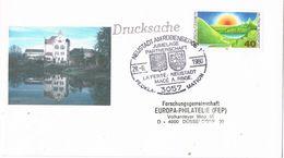28009. Carta Impresos NEUSTADT Am RUBENSEE (Alemania Federal) 1980 - [7] República Federal
