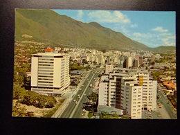 VENEZUELA CARACAS AVENIDA FRANCISCO MIRANDA ,CHACAO - Venezuela