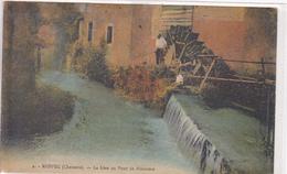 Ruffec Le Lien Au Pont De Plaisance N° 2 - Ruffec