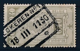 "TR 140 - ""LOKEREN Nr 1""   - (ref. LVS-20.713) - Ferrocarril"