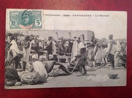 Bandiagara  Le Marché - Soudan