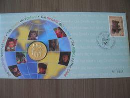 BELG.2002 3096 Teddy Bear Numisletter TB, Muntbrief - Numisletters
