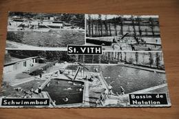 834- St. Vith, Bassin De Natation - Sankt Vith