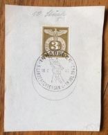 GERMANIA  INNSBRUCK 6. LANDESCHIESSEN 4-18 JUL 1943 - Francobolli