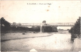 FR66 CLAIRA - 5 - Pont Sur L'agly - Belle - Frankrijk