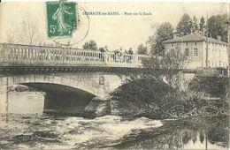 Sermaize Les Bains Pont Sur La Saulx - Sermaize-les-Bains