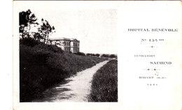Bidart. Hôpital Bénévole N° 154 Bis.Fondation Sachino - Bidart
