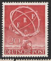 Germania Berlino 1950 Unif. 57 **/MNH VF - Unused Stamps