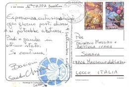CART. X ITALIA BURGOS - 1931-Oggi: 2. Rep. - ... Juan Carlos I