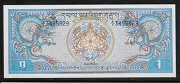 Bhoutan -  1 Ngultrum - Pick N°5 - Neuf - Bhoutan
